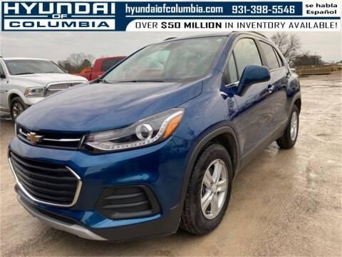 2020 Chevrolet Trax for sale at Hyundai of Columbia Con Alvaro in Columbia TN