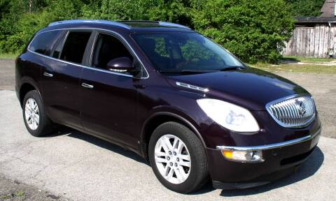 2008 Buick Enclave for sale at Angelo's Auto Sales in Lowellville OH