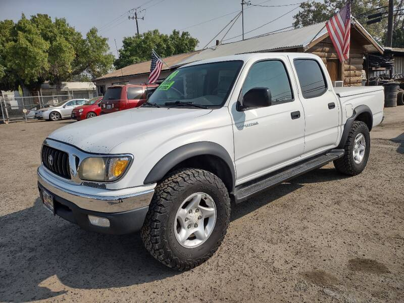 2004 Toyota Tacoma for sale at Larry's Auto Sales Inc. in Fresno CA