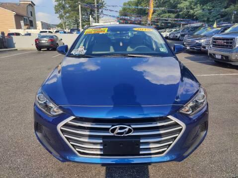 2018 Hyundai Elantra for sale at Elmora Auto Sales in Elizabeth NJ