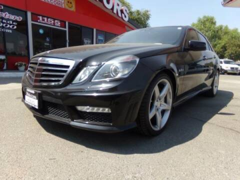 2010 Mercedes-Benz E-Class for sale at Phantom Motors in Livermore CA