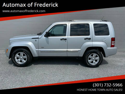 2011 Jeep Liberty for sale at Automax of Frederick in Frederick MD