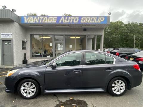 2011 Subaru Legacy for sale at Vantage Auto Group in Brick NJ