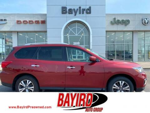 2017 Nissan Pathfinder for sale at Bayird Truck Center in Paragould AR