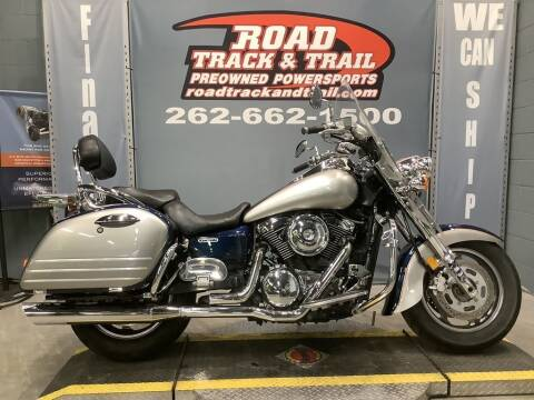 2005 Kawasaki Vulcan for sale at Road Track and Trail in Big Bend WI