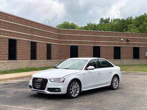2015 Audi A4 for sale at A To Z Autosports LLC in Madison WI