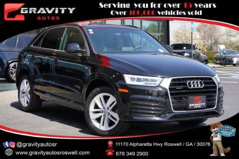 2018 Audi Q3 for sale at Gravity Autos Roswell in Roswell GA
