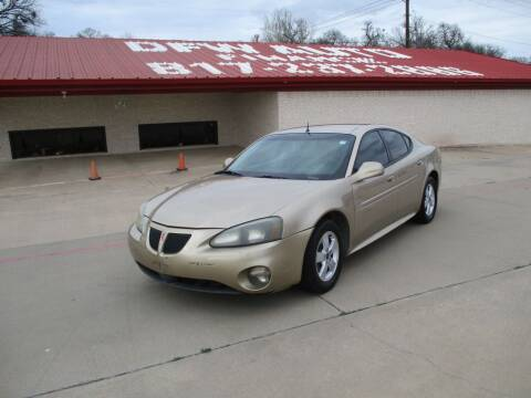 2005 Pontiac Grand Prix for sale at DFW Auto Leader in Lake Worth TX