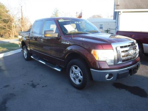 2010 Ford F-150 for sale at Rob Co Automotive LLC in Springfield TN