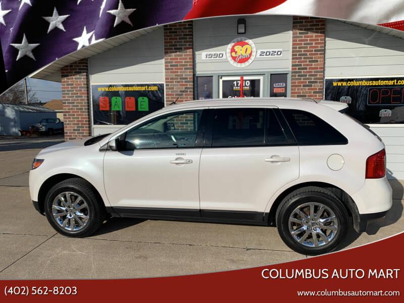 2013 Ford Edge for sale at Columbus Auto Mart in Columbus NE