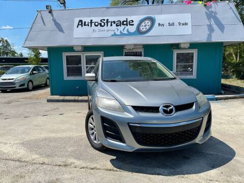 2010 Mazda CX-7 for sale at Autostrade in Indianapolis IN