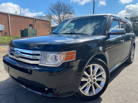 2010 Ford Flex for sale at Gwinnett Luxury Motors in Buford GA