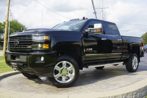 2019 Chevrolet Silverado 2500HD for sale at Platinum Motors LLC in Heath OH