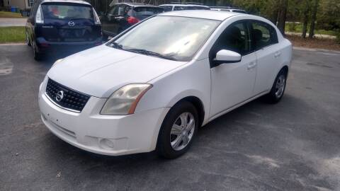 2008 Nissan Sentra for sale at Tri State Auto Brokers LLC in Fuquay Varina NC