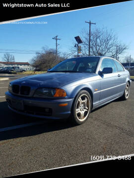 2000 BMW 3 Series for sale at Wrightstown Auto Sales LLC in Wrightstown NJ