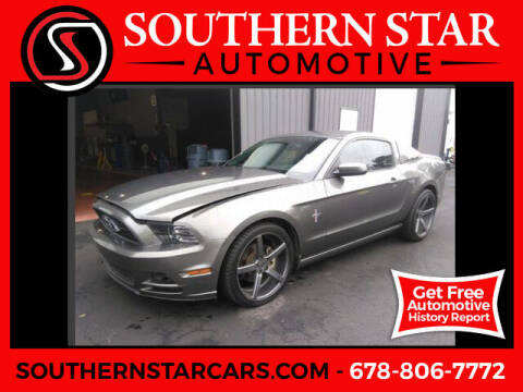 2014 Ford Mustang for sale at Southern Star Automotive, Inc. in Duluth GA