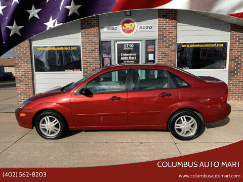 2003 Ford Focus for sale at Columbus Auto Mart in Columbus NE