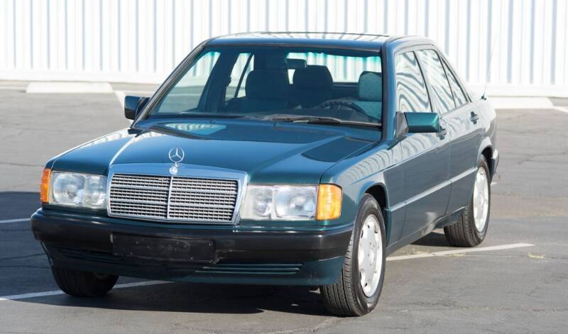1993 Mercedes-Benz 190E 1.8L SPECIAL EDITION for sale at At My Garage Motors in Arvada CO