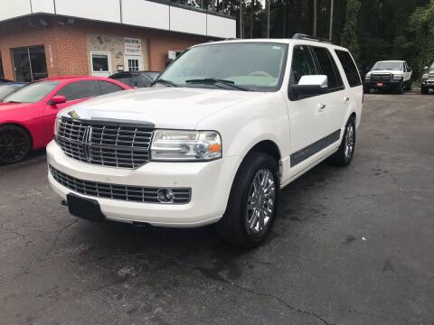 2011 Lincoln Navigator for sale at Magic Motors Inc. in Snellville GA