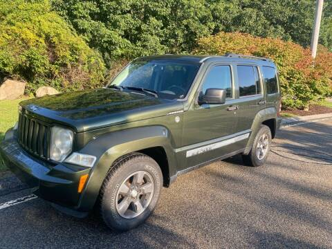 2008 Jeep Liberty for sale at Padula Auto Sales in Braintree MA