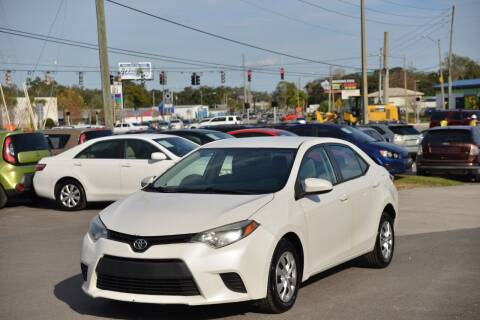 2014 Toyota Corolla for sale at Motor Car Concepts II - Kirkman Location in Orlando FL