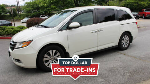 2015 Honda Odyssey for sale at NORCROSS MOTORSPORTS in Norcross GA