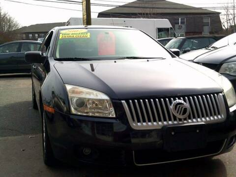 2007 Mercury Milan for sale at Trust Petroleum in Rockland MA