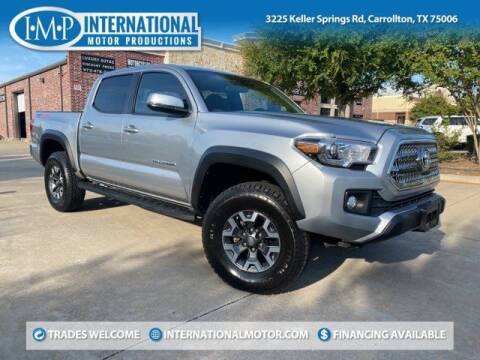 2017 Toyota Tacoma for sale at International Motor Productions in Carrollton TX