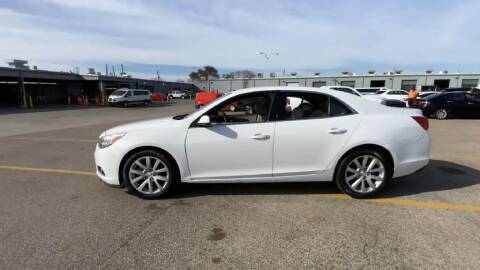 2014 Chevrolet Malibu for sale at Buy Here Pay Here Lawton.com in Lawton OK