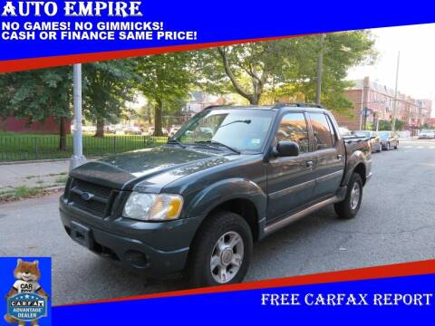 2004 Ford Explorer Sport Trac for sale at Auto Empire in Brooklyn NY