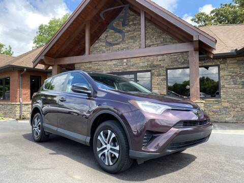2018 Toyota RAV4 for sale at Auto Solutions in Maryville TN