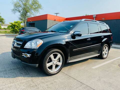 2009 Mercedes-Benz GL-Class for sale at Xtreme Auto Mart LLC in Kansas City MO
