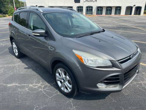 2014 Ford Escape for sale at H & B Auto in Fayetteville AR