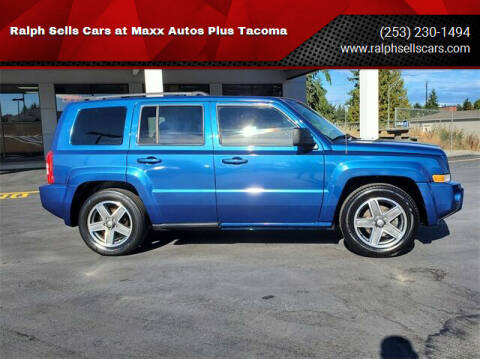 2010 Jeep Patriot for sale at Ralph Sells Cars at Maxx Autos Plus Tacoma in Tacoma WA