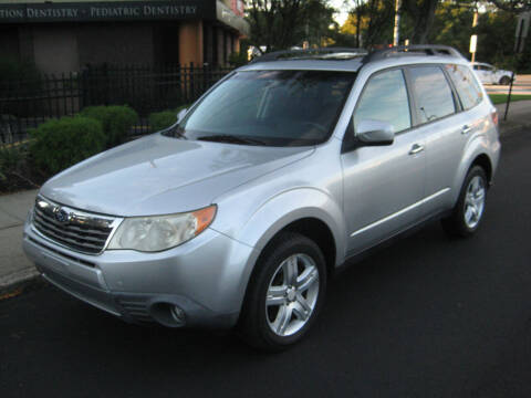 2009 Subaru Forester for sale at Top Choice Auto Inc in Massapequa Park NY
