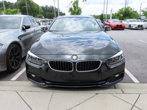 2019 BMW 4 Series for sale at Southern Auto Solutions - BMW of South Atlanta in Marietta GA