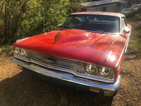 1963 Ford Galaxie 500 for sale at Classic Car Deals in Cadillac MI