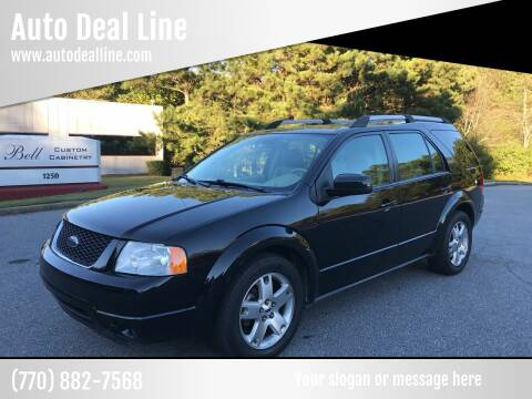 2007 Ford Freestyle for sale at Auto Deal Line in Alpharetta GA