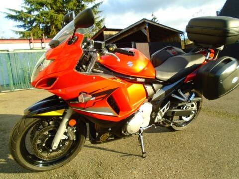 2009 Suzuki GSX650F for sale at Carsmart in Seattle WA
