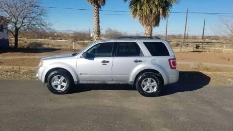 2011 Ford Escape Hybrid for sale at Ryan Richardson Motor Company in Alamogordo NM