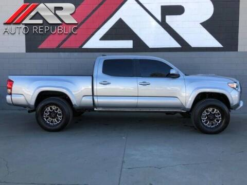 2017 Toyota Tacoma for sale at Auto Republic Fullerton in Fullerton CA
