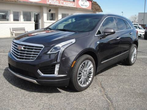 2017 Cadillac XT5 for sale at Don Reeves Auto Center in Farmington NM