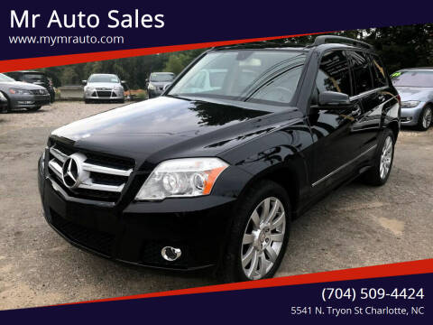 2012 Mercedes-Benz GLK for sale at Mr Auto Sales in Charlotte NC