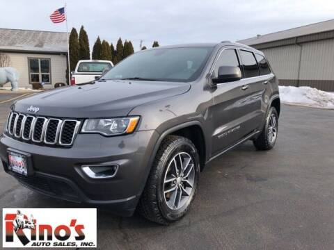 2018 Jeep Grand Cherokee for sale at Rino's Auto Sales in Celina OH