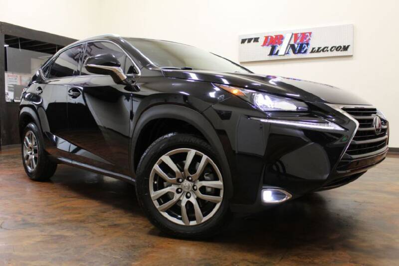 2015 Lexus NX 200t for sale at Driveline LLC in Jacksonville FL
