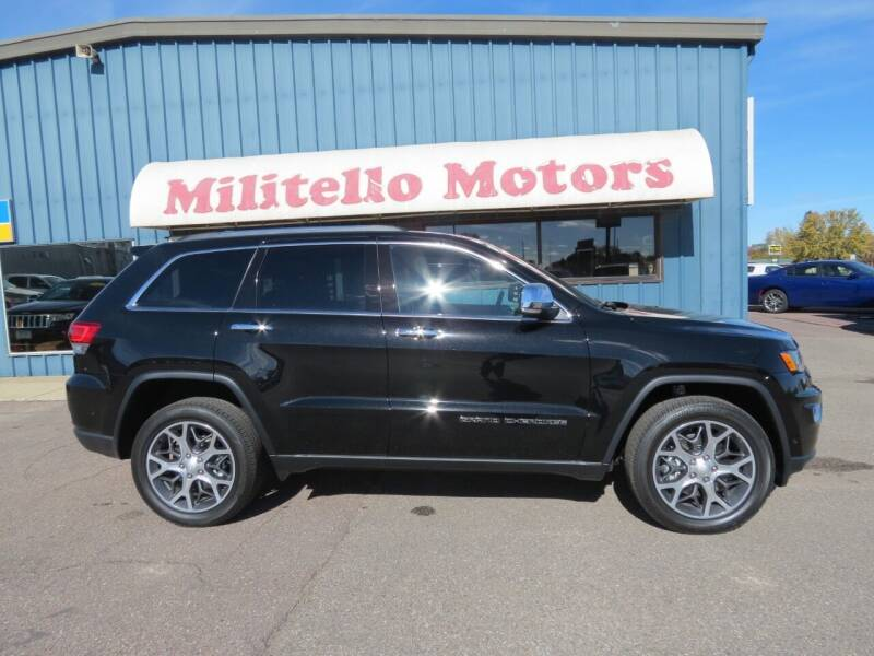2021 Jeep Grand Cherokee for sale in Fairmont, MN