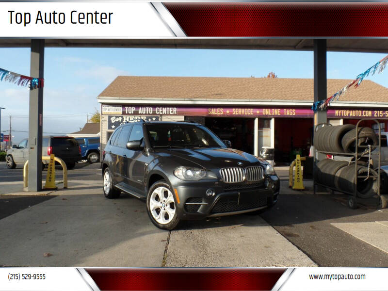 2011 BMW X5 for sale at Top Auto Center in Quakertown PA