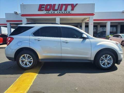 2017 Chevrolet Equinox for sale at EQUITY AUTO CENTER in Phoenix AZ