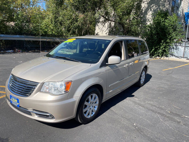 2014 Chrysler Town and Country for sale at 5 Stars Auto Service and Sales in Chicago IL