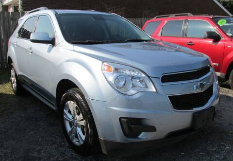 2015 Chevrolet Equinox for sale at Express Auto Sales in Lexington KY
